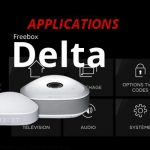 Applications Freebox Delta